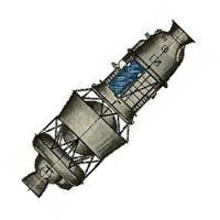 La capsula 7K-L1: disegno.
