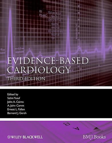 Yusuf et.al. Tim mạch học dựa trên chứng cớ 3e