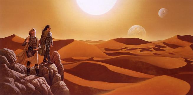 Litania fricii din cartea Dune