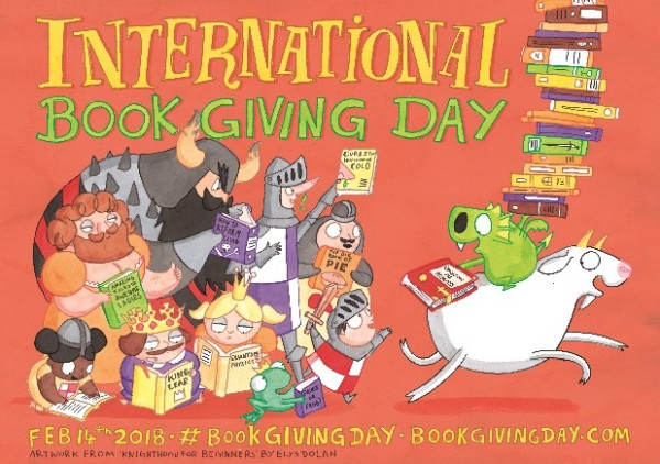 Book Giving Day ~ 2018!!!