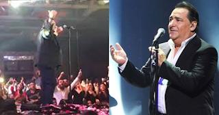 Ο Βασίλης Καρράς τραγούδησε χτες «Μακεδονία Ξακουστή» - ΒΙΝΤΕΟ