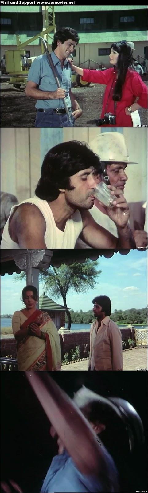 Kaala Patthar 1979 Hindi 720p HDRip