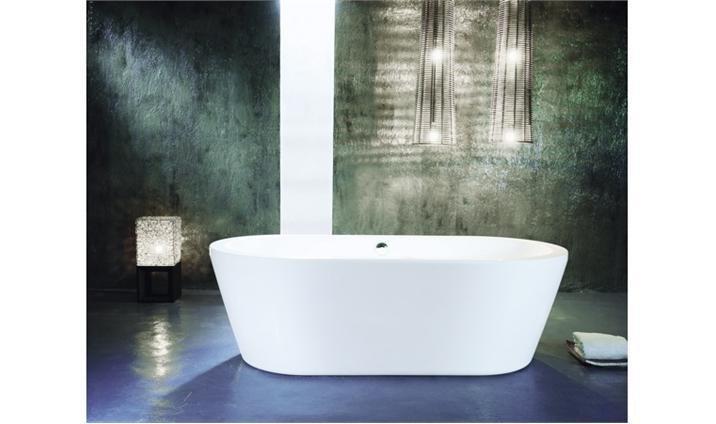 billig badekar Villaen i vest: Innebygd eller frittstående badekar? billig badekar
