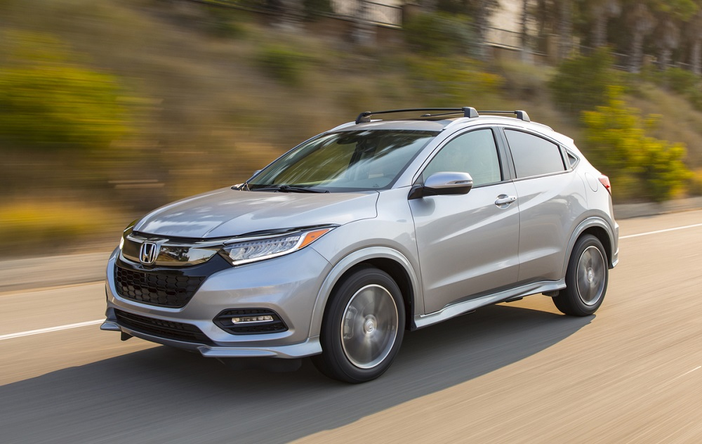2019 Honda HR-V earns IIHS Top Safety Pick rating