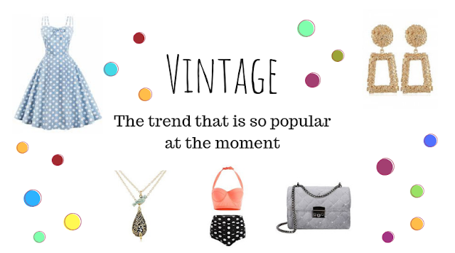 Why vintage is so on trend right now