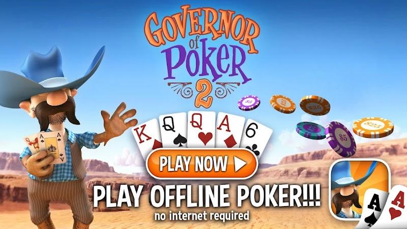Governor of Poker 2 Premium v3.0.10 Apk Mod