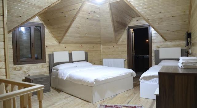 فندق ضيوف أوزنغول|فنادق اوزنجول اكواخ