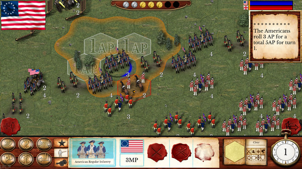 Hold the Line The American Revolution Full Version