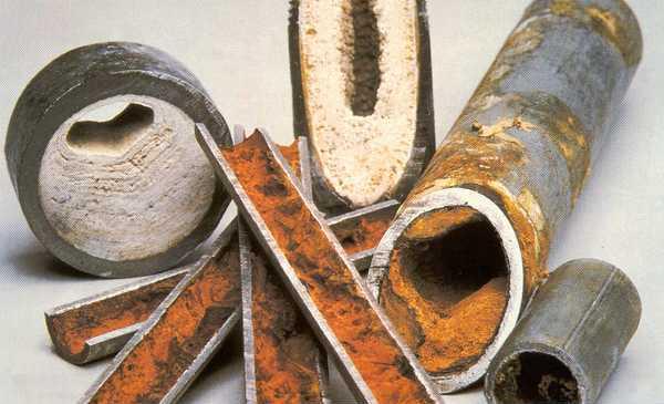 inhibiteur de corrosion boues tartre circuit chauffage