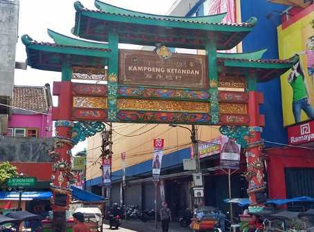 Kampung Pecinan Yogyakarta