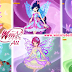 Winx Club Season 7: Butterflix transformation!