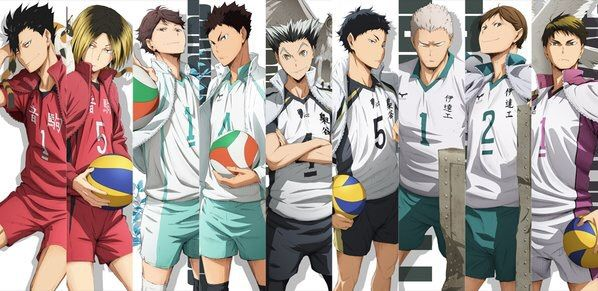 8 Anime Sport Pilihan Terbaik Paling Seru Dan Menegangkan