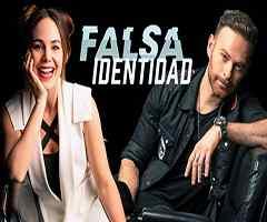 Telenovela Falsa identidad