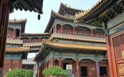pechino tempio lama
