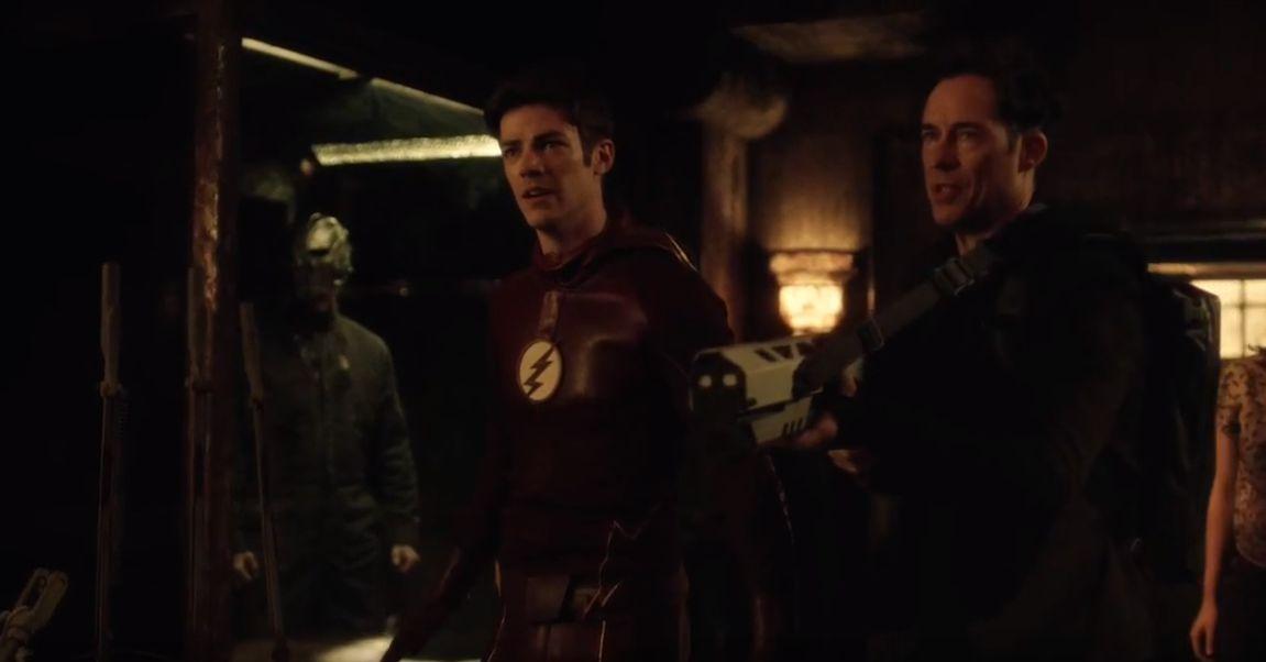 The Flash Season 01-02-03-04-05 All Episodes Screenshot