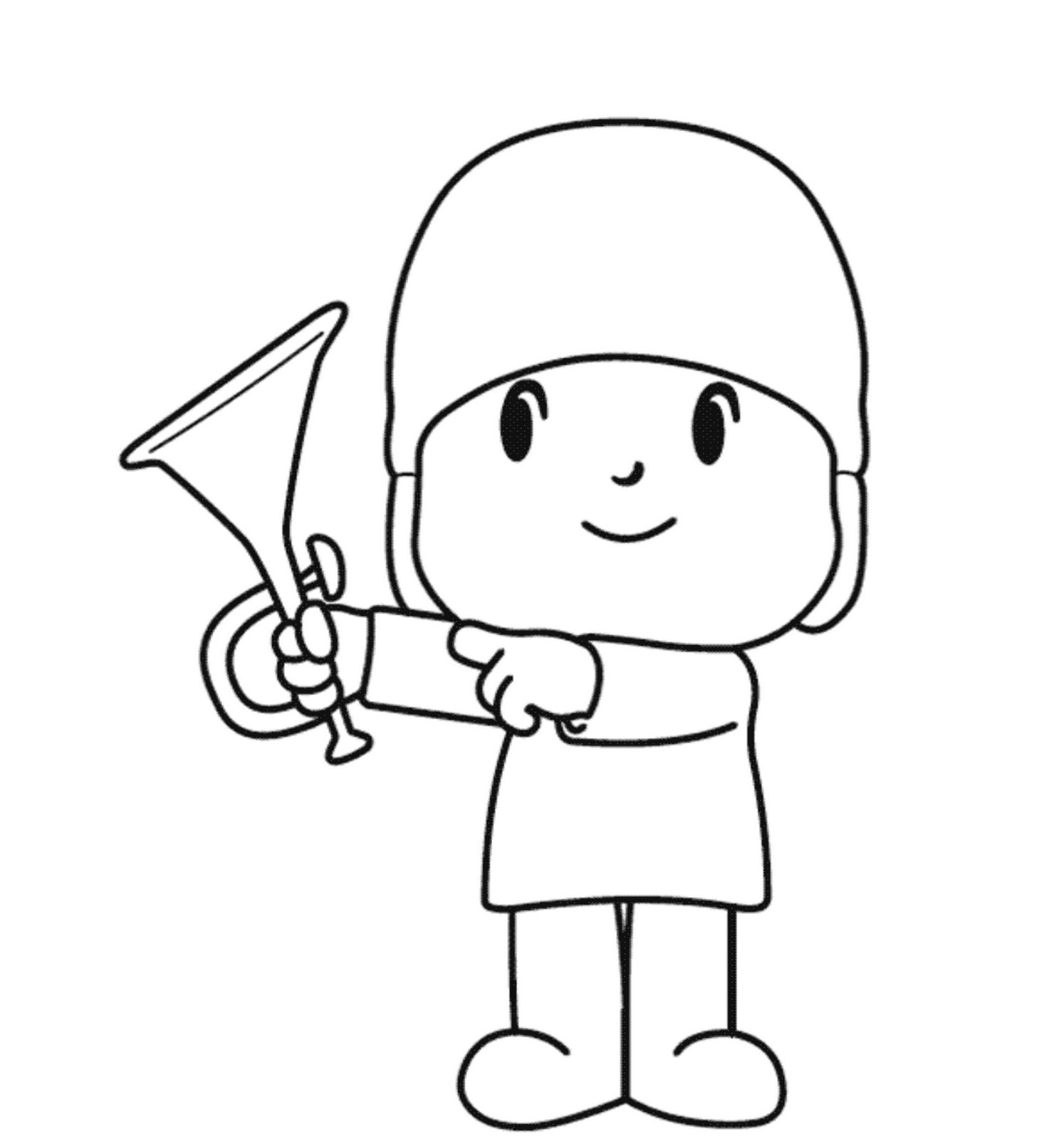poko coloring pages - photo#7
