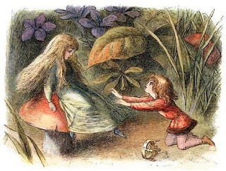Richard Doyle -  Princess Nobody - Andrew Lang