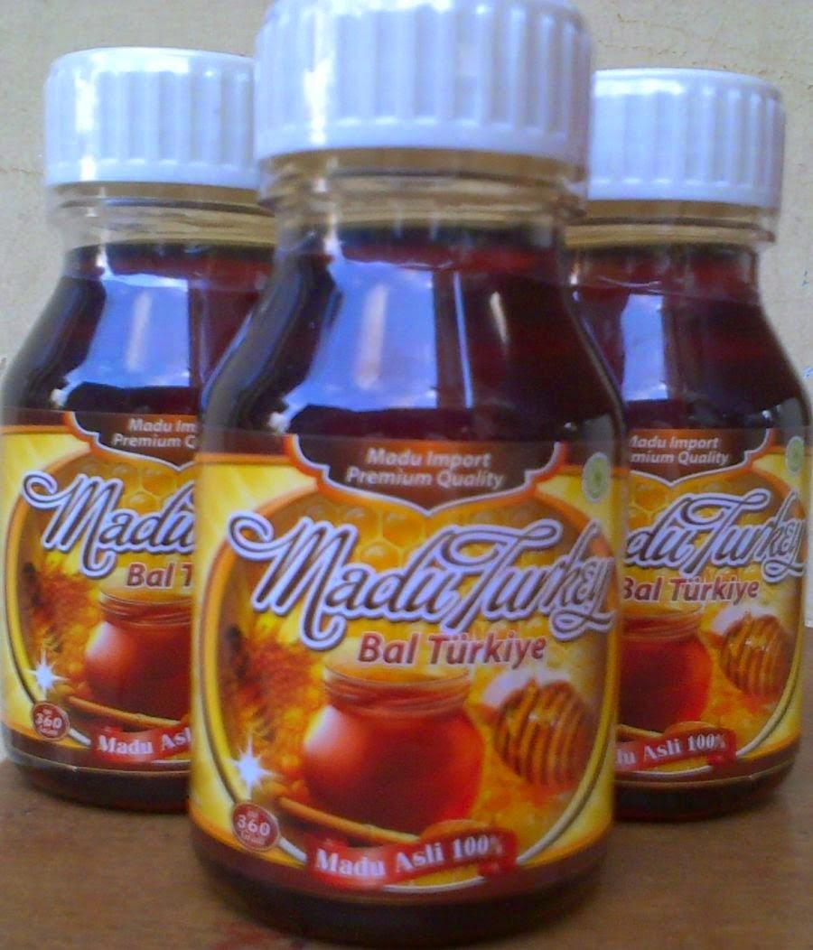 Madu Turkey (Premium Quality) 360 gram