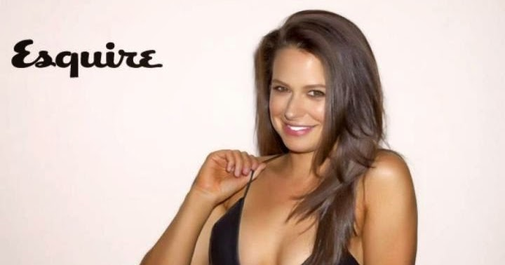 Katie Lowes Bikini Pictures From Esquire Magazine Sexy