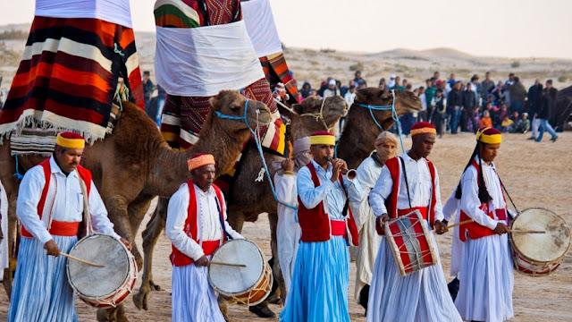 التراث الشعبي في البلاد التونسية