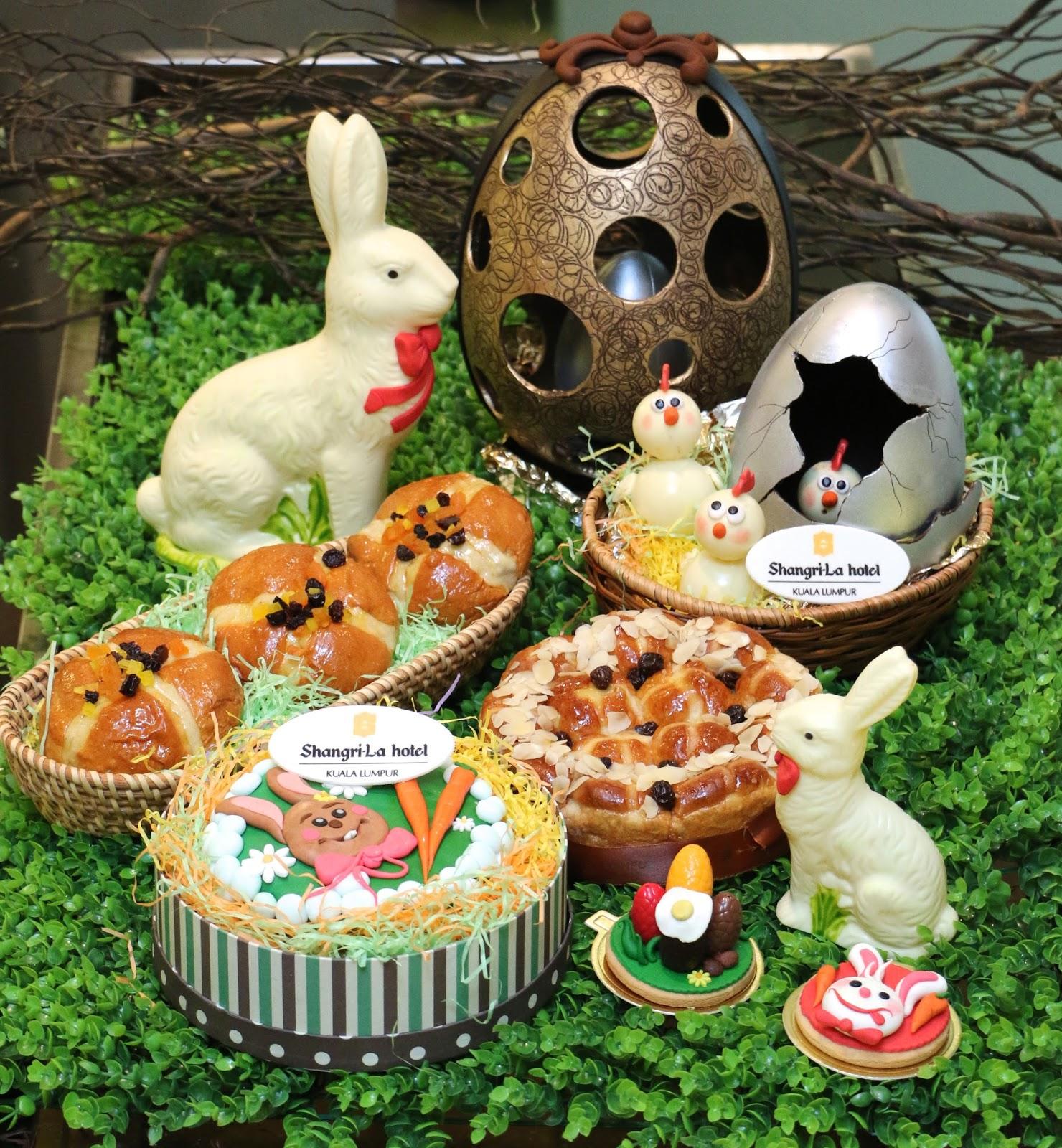 Easter Sunday Brunch Buffet @ Lemon Garden Shangri-La