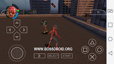 SPIDERMAN 2 PPSSPP ISO