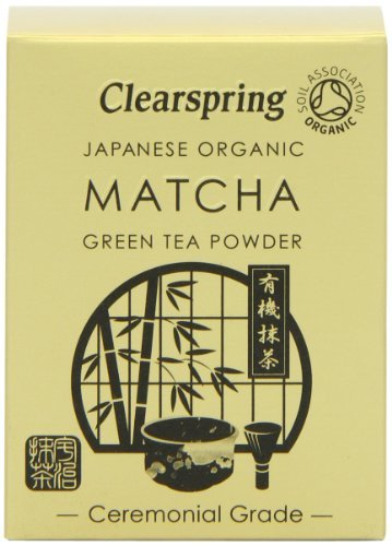Clearspring - Japanese Organic Matcha Green Tea Powder