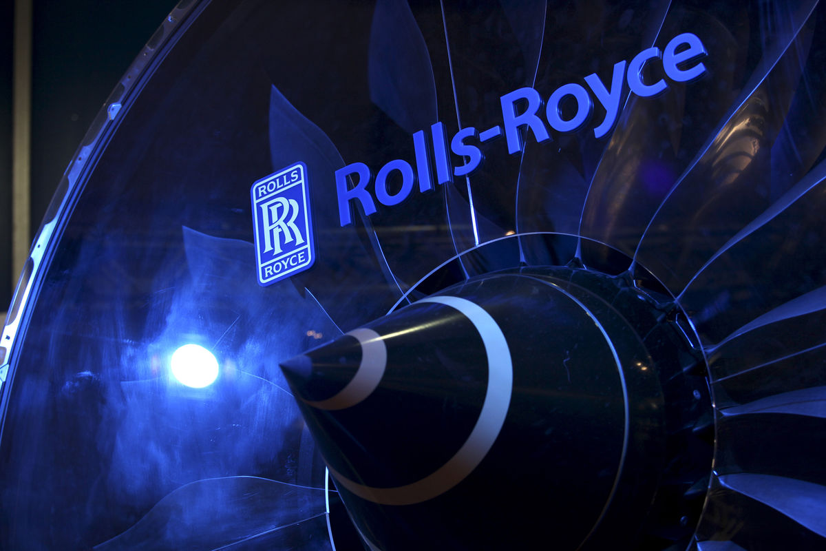 Rolls Royce Holdings >> JULIAN BRAY AVIATION SECURITY, OPERATIONS NEWS 01733 ...