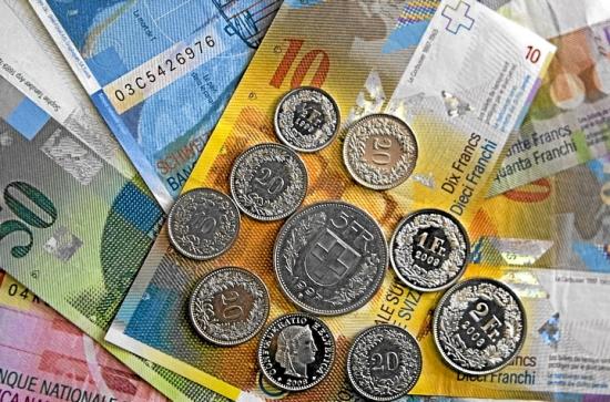 Quanto vale il franco svizzero?