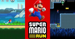 Super Mario Run Apk Games v0.2 Terbaru