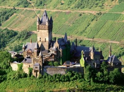 castillos en alemania