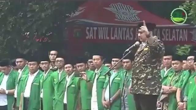 Presiden Jokowi Didesak Kirim Banser ke Papua Gebuk OPM, Netizen: Setuju!