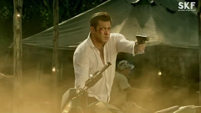 salman khan gun photos race 3
