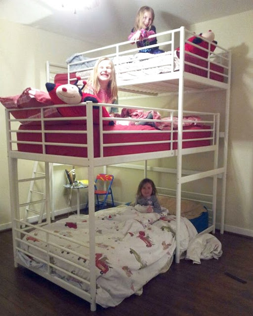 triple sleeper bunk bed uk