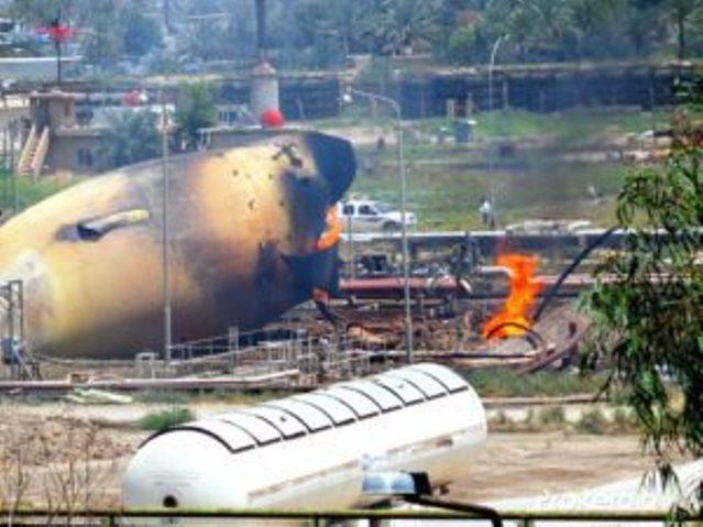 7 Maut Dalam Kejadian Serangan Berani Mati Di Loji Gas Baghdad