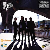 Concierto de The Special Case en Costello Club