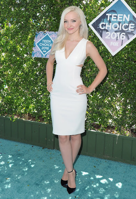 Actress, Singer, @ Dove Cameron - Teen Choice Awards 2016 in Inglewood