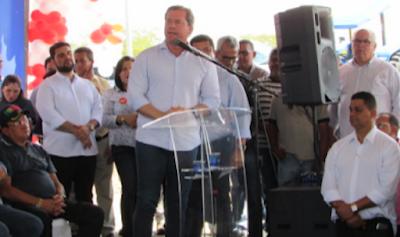 Marx Beltrão desiste da candidatura ao senado e anuncia que será candidato a deputado federal