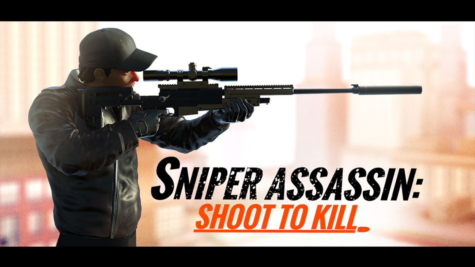 Sniper Assassin Shoot To Kill