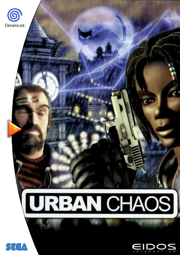 Urban Chaos Download Cover Free Game