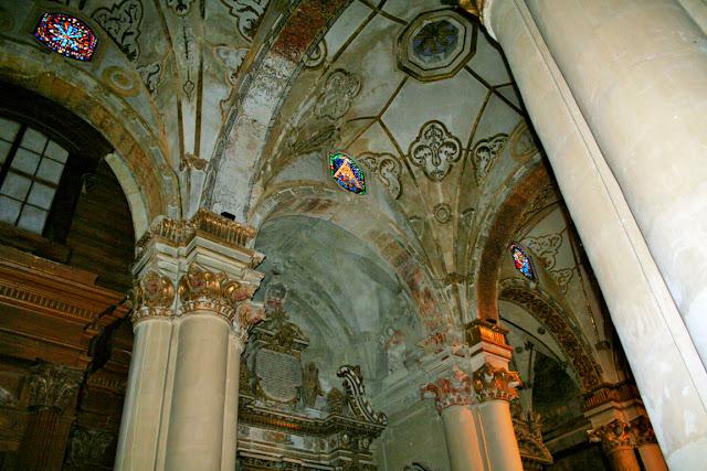 monumenti, chiesa, duomo, colonne
