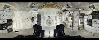 the last space shuttle, interactive tour of the space shuttle, space resources for the classroom