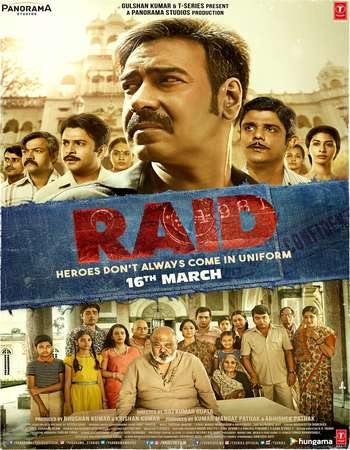 Raid 2018 Full Hindi Movie Free Download