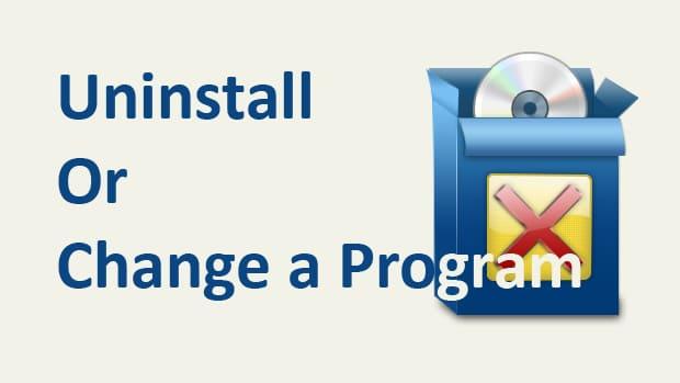 Cara Uninstall Program di Windows Komputer Sampai Bersih