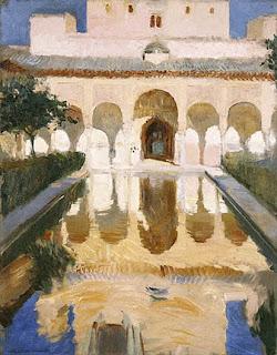 Sorolla: Poesía en los jardines de la luz, Francisco Acuyo