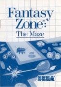 Fantasy Zone - The Maze