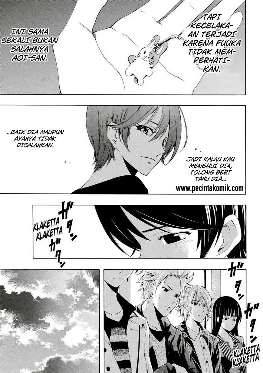 Fuuka Chapter 105-11