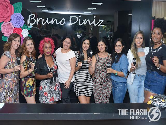 Coquetel de Lançamento Primavera Verão - 2018 Bruno Diniz