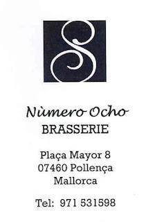 Número 8 Brasserie
