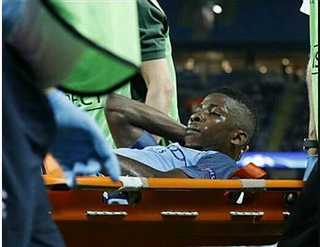 """I'm Pleased To Inform You All That I'm Okay"": Says Kelechi Iheanacho"